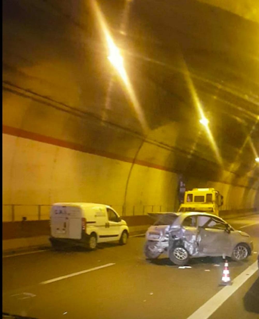 Incidente in galleria sulla Catania-Siracusa: c'è una vittima