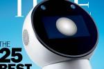 Il robot Jibo conquista la copertina di Time, tutte le altre migliori invenzioni del 2017 secondo il magazine
