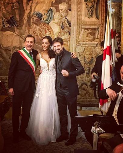 4164723ad041 Matrimonio di Edoardo Stoppa e Juliana Moreira - vip - Forum ...