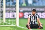La Juve crolla sotto i colpi della Sampdoria, le immagini della sconfitta al Ferraris