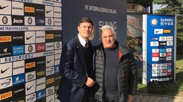 castagna d'argento 2017, comune di trecastagni, Javier Zanetti, Pippo Leone, Catania, Sport