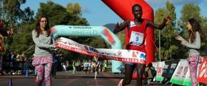 Il Kenia domina la Maratona di Palermo: vince Kimeli, secondo Limo