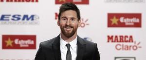 """Premio al miglior cannoniere del calcio europeo, """"Scarpa d'Oro"""" a Messi: """"Mi diverto sempre di più"""""""