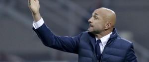 """Cagliari-Inter, Luciano Spalletti: """"Sarà dura"""" - Video"""