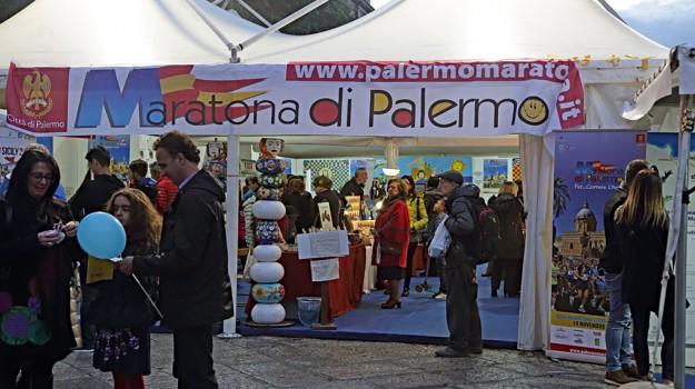 chiusura traffico maratona palermo, maratona città di Palermo, Palermo, Cronaca