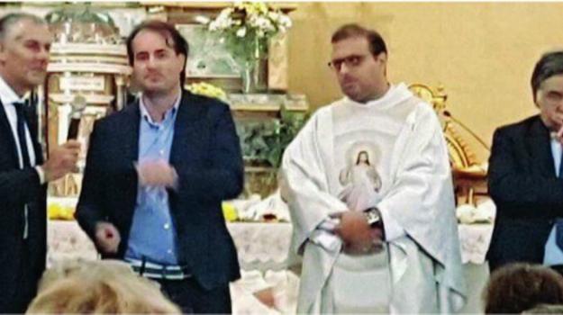 intervento chiesa micari, regionali sicilia 2017, Fabrizio Micari, Leoluca Orlando, Palermo, Politica