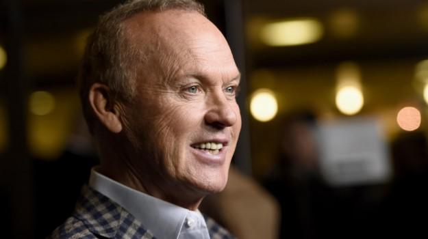 Rgs al cinema, intervista a Michael Keaton