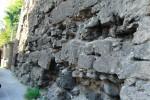 """Mura del Bastione pericolanti, l'appello: """"Rischio per i passanti, si intervenga"""""""