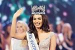 Studentessa di medicina è la nuova Miss Mondo: le foto dell'indiana Manushi Chhillar