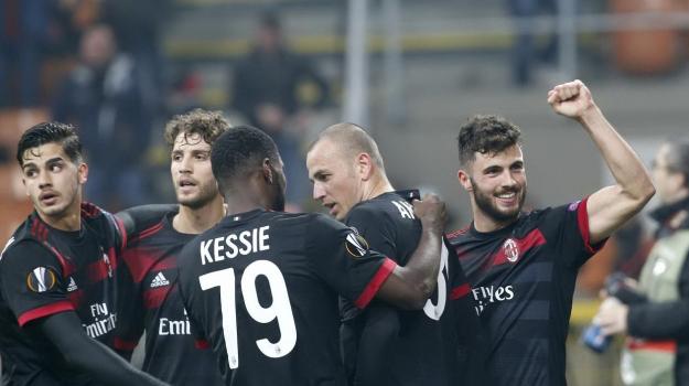 atalanta, bonucci milan, europa league, Milan, Leonardo Bonucci, Sicilia, Sport
