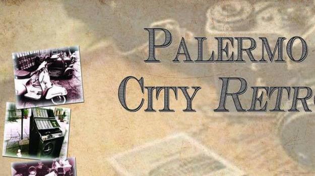 palermo city retro vintage, Palermo, Società