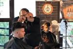 Sfida a colpi di forbici: barbiere di Bagheria si aggiudica il premio Regno delle due Sicilie
