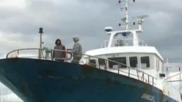 Affondato il peschereccio di Mazara del Vallo sequestrato in Libia