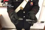 Pistole e cartucce nascoste nelle stalle, arrestati due fratelli a Palermo