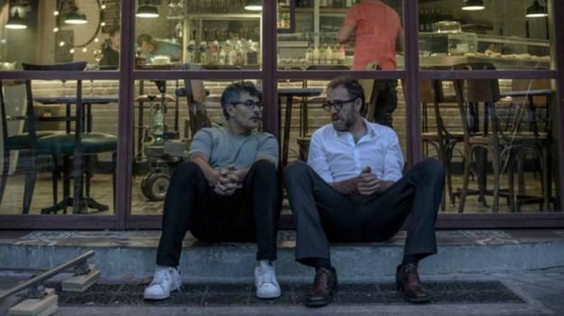 Rgs al cinema, intervista a Paolo Genovese e Valerio Mastandrea