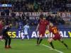 Così la Roma vince il derby con la Lazio, ecco le immagini