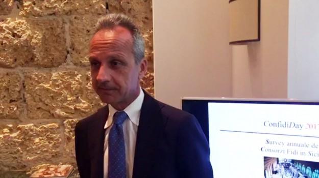 Confidi economia, Sicilia, Economia