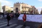 """""""Pochi investimenti nella scuola"""": nuova protesta degli studenti a Palermo"""
