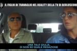 """""""Papà vado al Grande Fratello Vip"""", la reazione esilarante di Travaglio dopo lo scherzo del figlio - Video"""