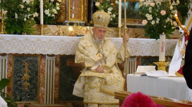 vescovo Piana degli Albanesi, Sotir Ferrara, Palermo, Cronaca