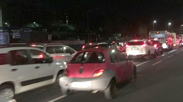 incidente palermo, traffico palermo, Palermo, Cronaca