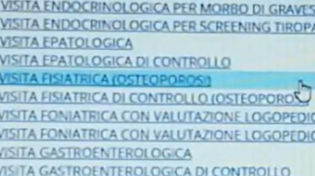 Prenota visita online, lunghe attese al Policlinico di Palermo