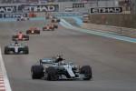 Ad Abu Dhabi vince Bottas su Hamilton, Vettel è terzo