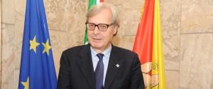 Vittorio Sgarbi (Forza Italia) - ai Beni culturali e Identità siciliana