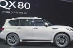 OK Premiere mondiale in Dubai per nuovo Infiniti QX80