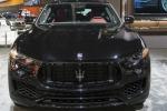 Maserati stupisce al Los Angeles Auto Show con Nerissimo