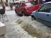 Venti minuti di pioggia, caos a Palermo: strade come fiumi e auto bloccate - Video