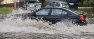 Traghetti bloccati e strade allagate: disagi nel Trapanese a causa del maltempo