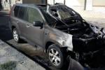 Gela, bruciata l'auto del presidente del consiglio comunale