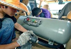 Auto: cambiano incentivi trasformazione a Gpl e metano
