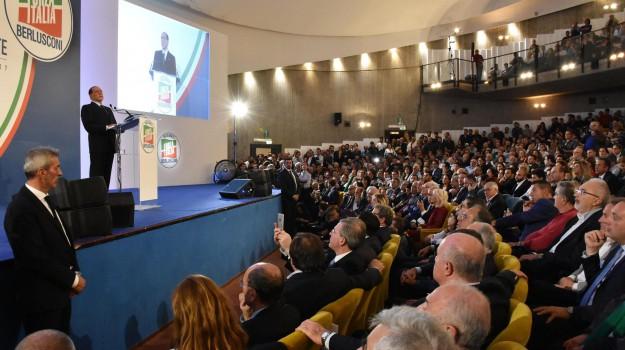 regionali sicilia 2017, Silvio Berlusconi, Catania, Politica