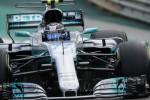 Gp del Brasile: pole a Bottas, precede le Ferrari di Vettel e Raikkonen