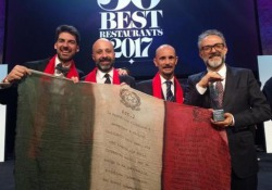 Bottura ai 50 Best Restaurants: «Avrei preferito essere al top, ma grande performance italiana»