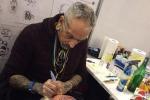 International Tattoo Expo, 260 artisti da tutto il mondo