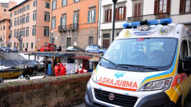 cadavere palermitano livorno, Palermo, Cronaca