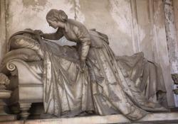 Camminare fra sepolture e storia a Staglieno