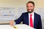 Regionali, Cancelleri vota a Caltanissetta - Video