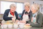 Casa di riposo a Messina, gli anziani alla prova di «Master-Chef Senior»
