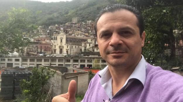 arresto de luca, regionali sicilia 2017, Cateno De Luca, Messina, Cronaca
