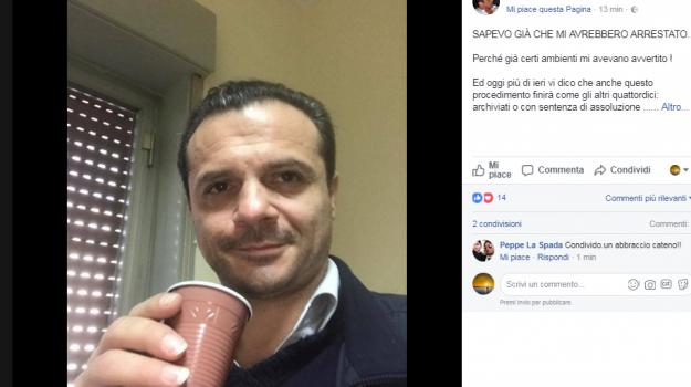 arresto de luca, regionali sicilia 2017, Cateno De Luca, Sicilia, Politica
