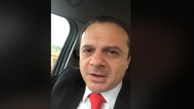 arresto de luca, Messina, Cronaca