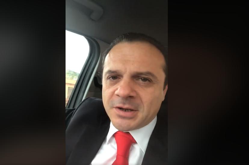Arresti domiciliari revocati a Cateno De Luca