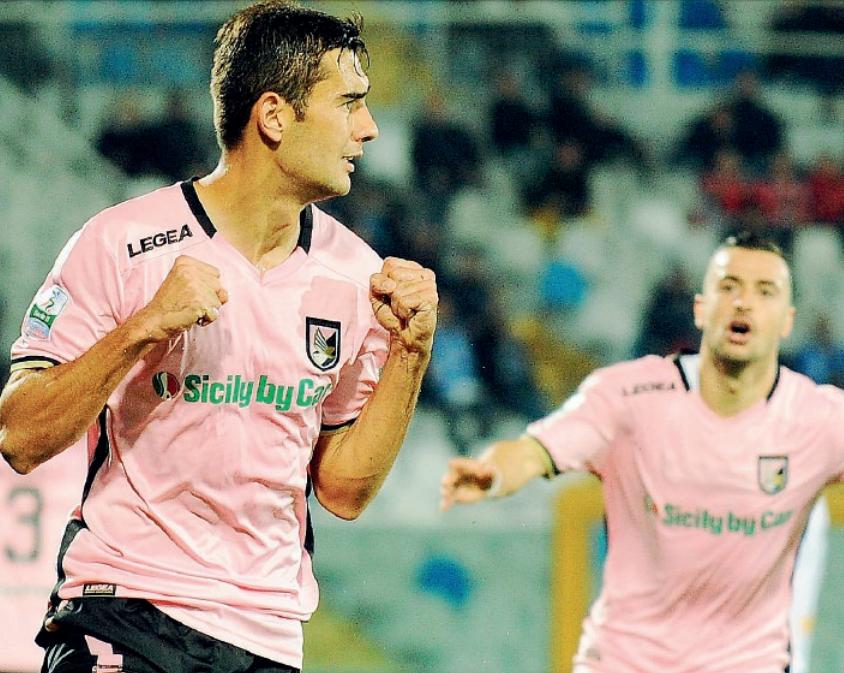 Palermo sei campione d'inverno Rotondo tris alla Salernitana