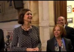 Colori 1 Minuto: Volto di donna alla Camera dei Deputati