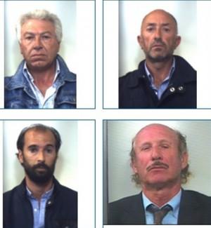 Le nuove leve del mandamento di Corleone: 6 condannati e tre assolti - Nomi e foto