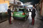 Controlli dei Nas a negozi e bar di Borgo Vecchio e Ballarò, 11 mila euro di multe